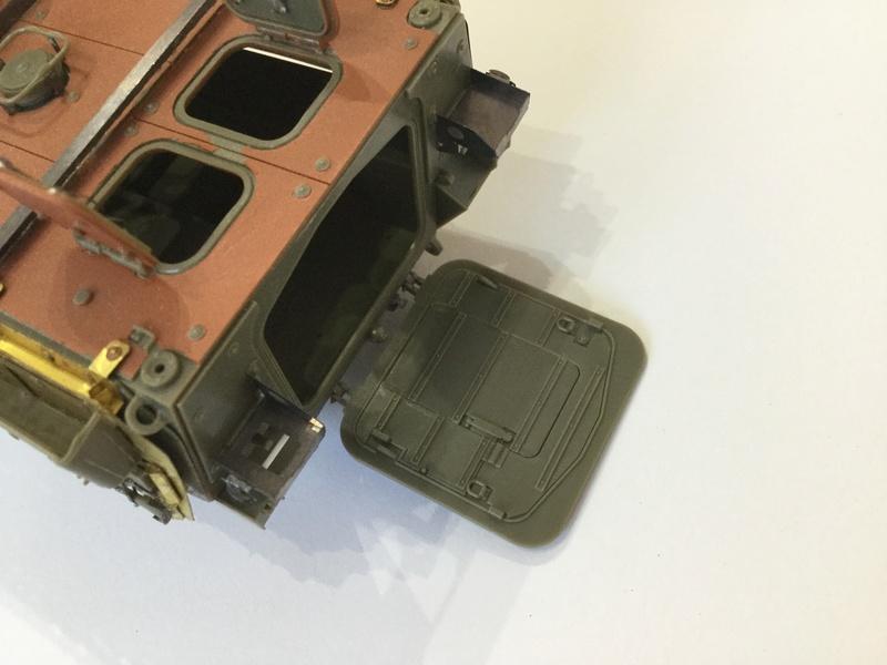 Dio Stryker M1132 Mine roller, M1132 Surface Mine trumpeter et M1126 AFV  1/35 - Page 9 2018-195
