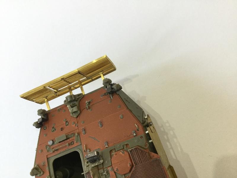 Dio Stryker M1132 Mine roller, M1132 Surface Mine trumpeter et M1126 AFV  1/35 - Page 9 2018-196