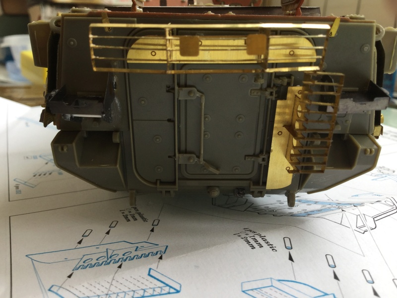Dio Stryker M1132 Mine roller, M1132 Surface Mine trumpeter et M1126 AFV  1/35 - Page 10 2018-208
