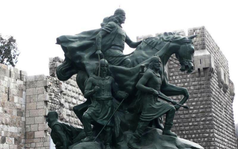 Salah ad-Din Yusuf ibn Ayyub (Saladino) 1/10 2018-266