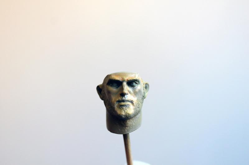 ROMAN Legionarius Young miniatures 1/10 211