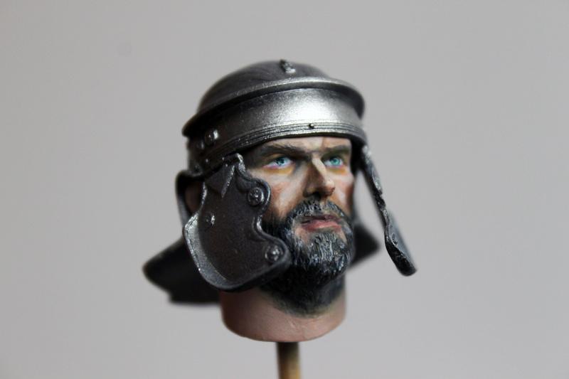 ROMAN Legionarius Young miniatures 1/10 512