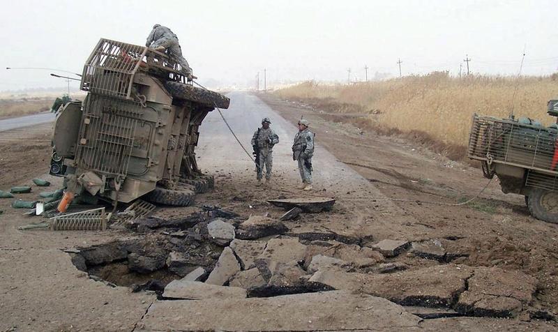 Dio Stryker M1132 Mine roller, M1132 Surface Mine trumpeter et M1126 AFV  1/35 - Page 9 Genera10
