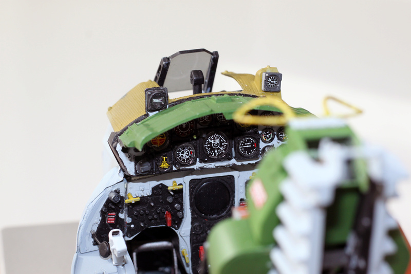 Cockpit F-104 ESCI 1/12 - Page 4 Img_2412