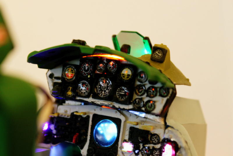 Cockpit F-104 ESCI 1/12 - Page 4 Img_2432
