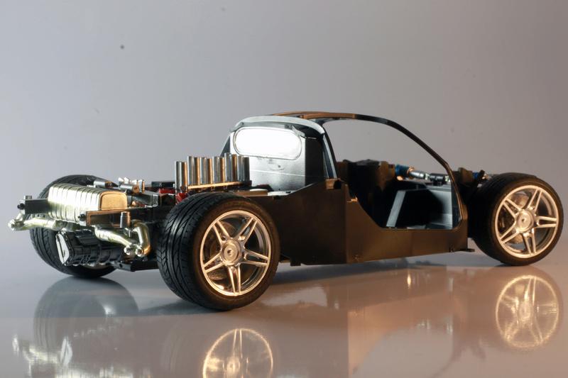 Ferrari Enzo Tamiya 1/24 Img_3334