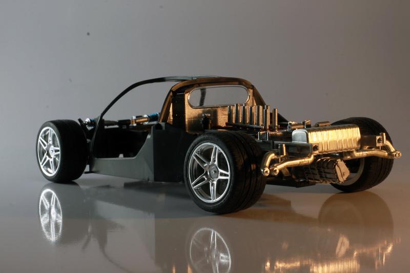Ferrari Enzo Tamiya 1/24 Img_3338