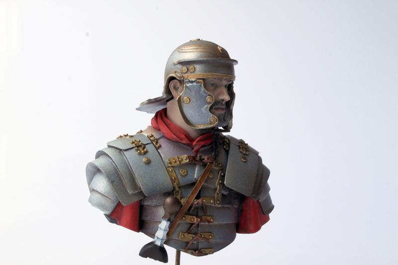 ROMAN Legionarius Young miniatures 1/10 Img_3521