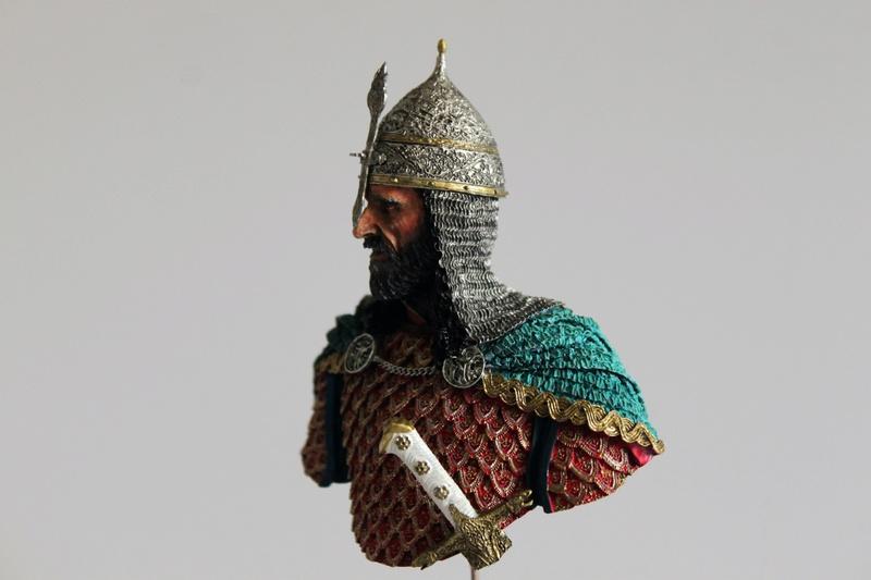 Salah ad-Din Yusuf ibn Ayyub (Saladino) 1/10 Img_3723