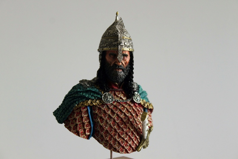Salah ad-Din Yusuf ibn Ayyub (Saladino) 1/10 Img_3725