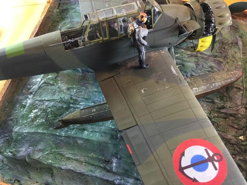 Arado Ar 196A-3 Seaplane - Revell - 1/32 - Page 10 Img_4112