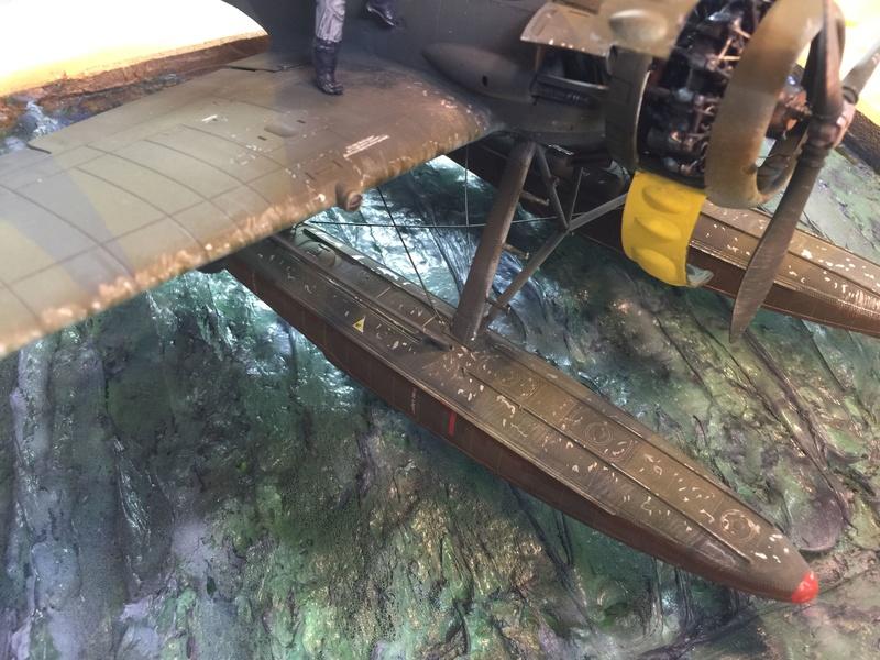 Arado Ar 196A-3 Seaplane - Revell - 1/32 - Page 10 Img_4116