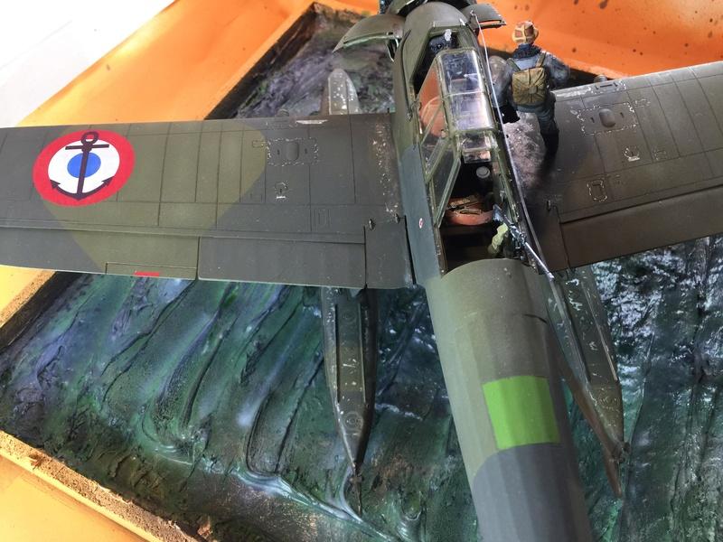Arado Ar 196A-3 Seaplane - Revell - 1/32 - Page 10 Img_4117