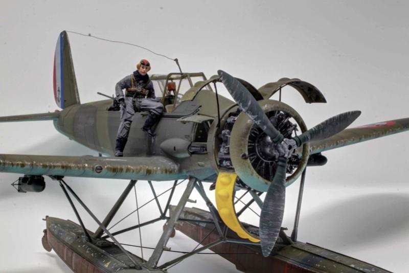 Arado Ar 196A-3 Seaplane - Revell - 1/32 - Page 10 Img_8910