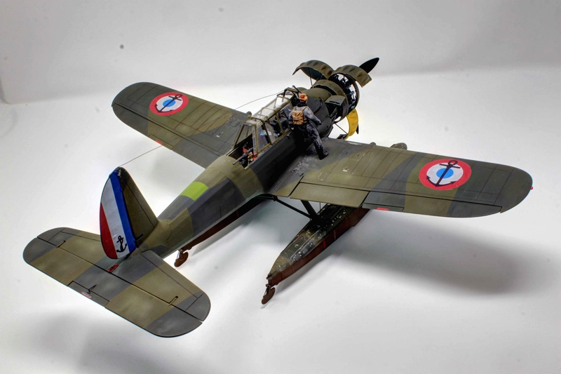 Arado Ar 196A-3 Seaplane - Revell - 1/32 - Page 10 Img_9015