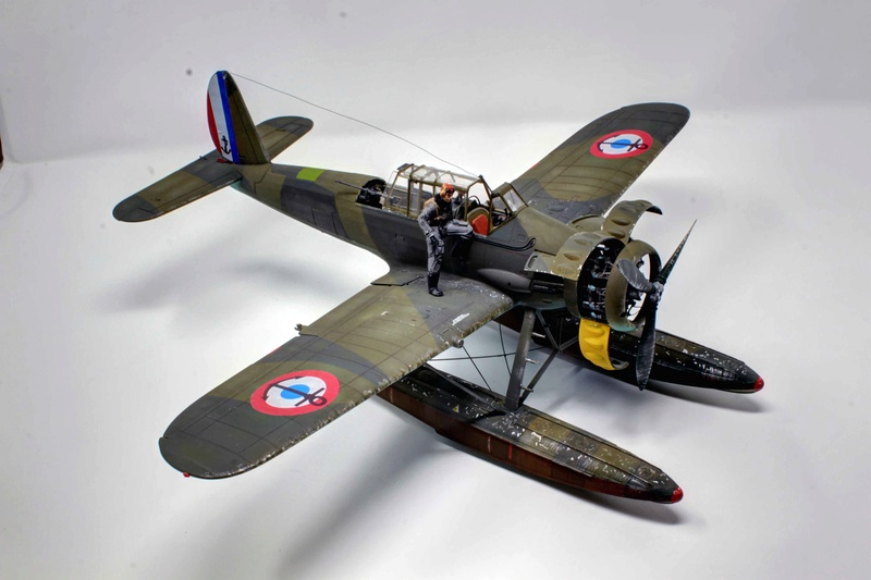Arado Ar 196A-3 Seaplane - Revell - 1/32 - Page 10 Img_9018