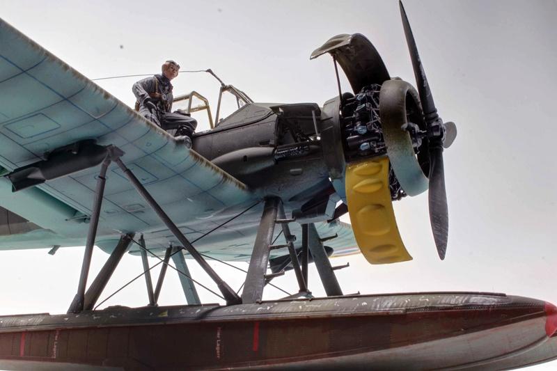 Arado Ar 196A-3 Seaplane - Revell - 1/32 - Page 10 Img_9022
