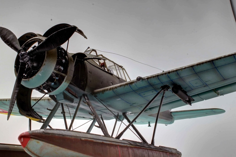 Arado Ar 196A-3 Seaplane - Revell - 1/32 - Page 10 Img_9023