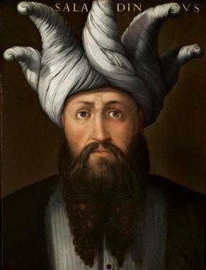 Salah ad-Din Yusuf ibn Ayyub (Saladino) 1/10 Retrat10
