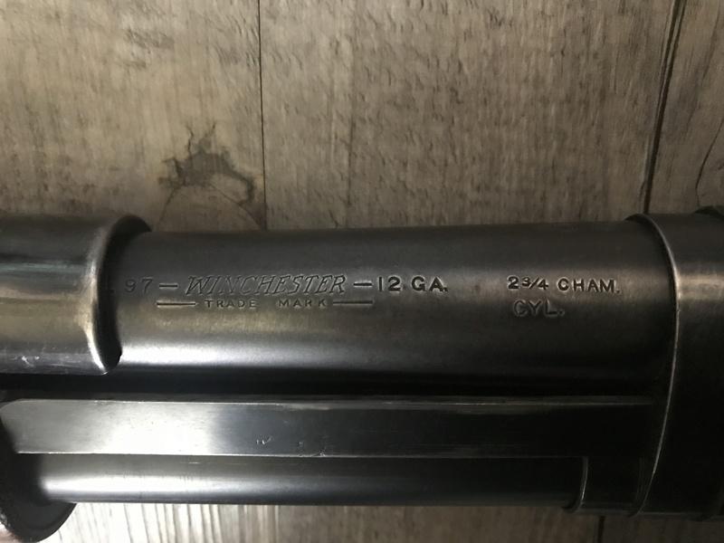 mon trench gun 1897 Img_2712