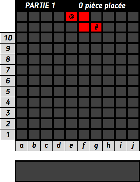 Tétris (2) Partie10