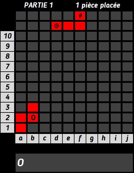 Tétris (2) Partie11