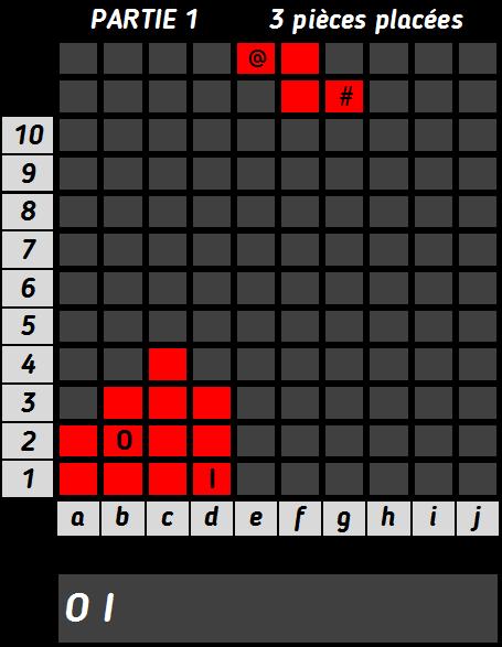 Tétris (2) Partie13