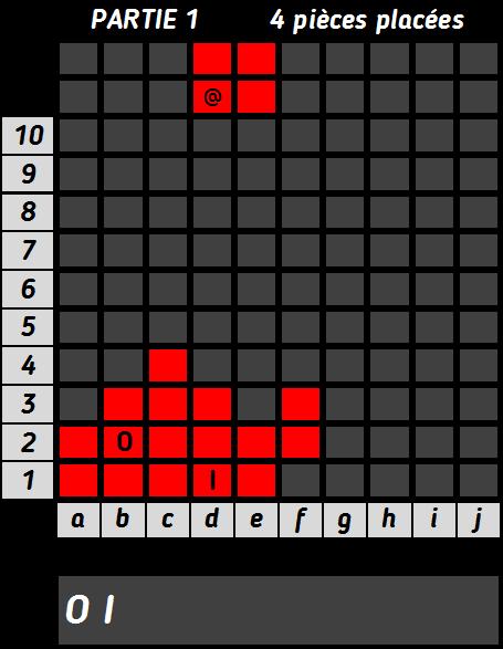 Tétris (2) Partie14