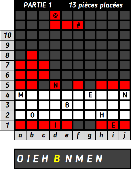 Tétris (2) - Page 3 Partie23