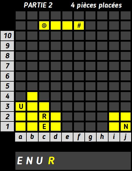 Tétris (2) - Page 4 Partie30