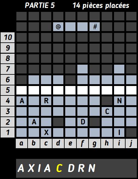 Tétris (2) - Page 12 Partie89