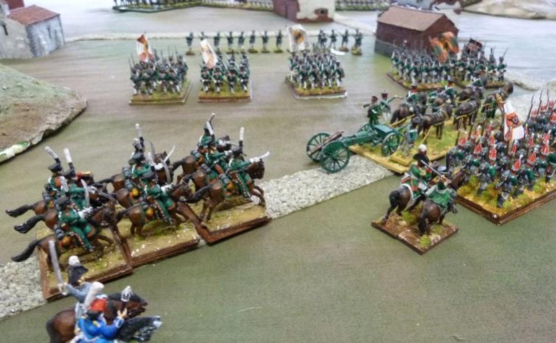 1814 : une partie de campagne...de France P1140815