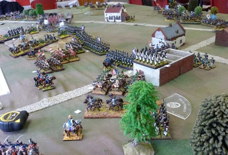 1814 : une partie de campagne...de France P1140818