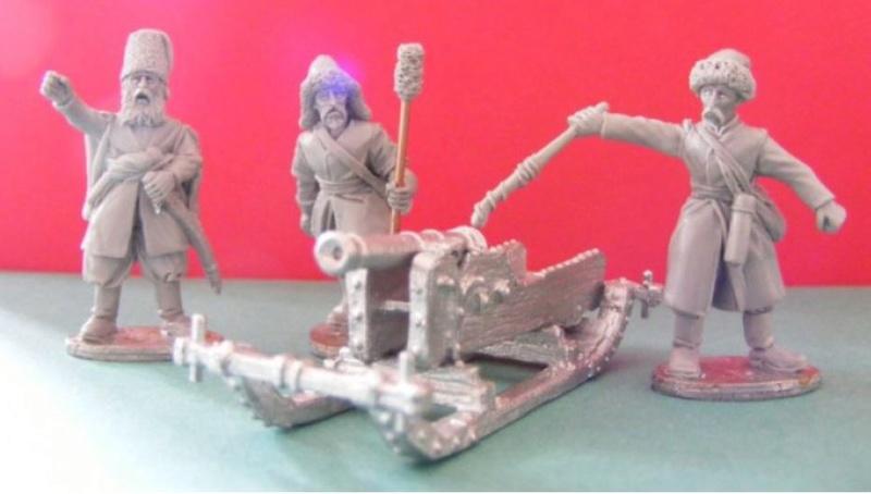 Black Hussar Miniatures R110
