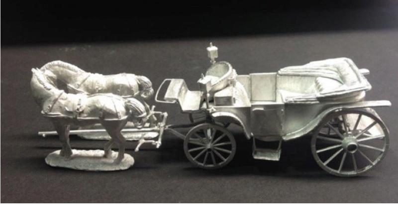 Black Hussar Miniatures R210