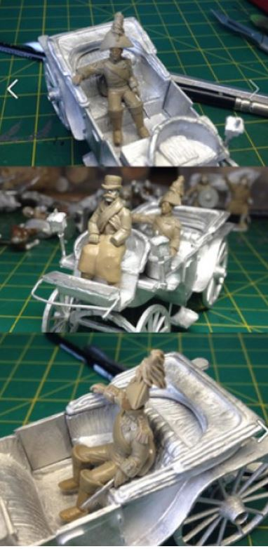 Black Hussar Miniatures R310