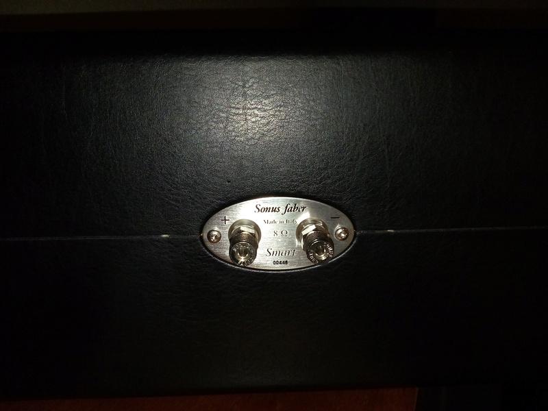 sonus faber center speakere Img_2028