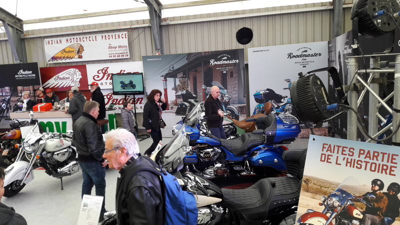 Indian Salon de Provence (Shop Moto) 20180320