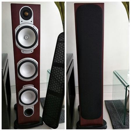 Monitor Audio Silver RS8 speakers Maudio10