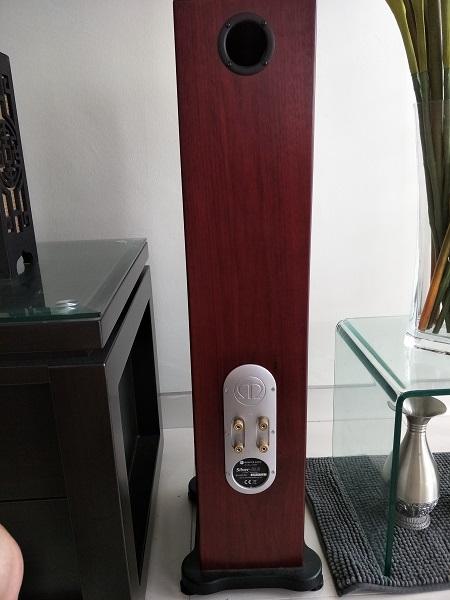 Monitor Audio Silver RS8 speakers Maudio11