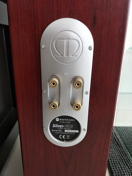 Monitor Audio Silver RS8 speakers Maudio13