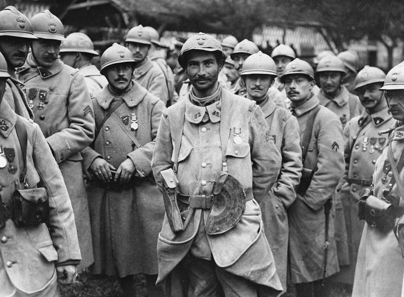 Soldat Français 62ème régiment d'Infanterie 1916 Chauch10