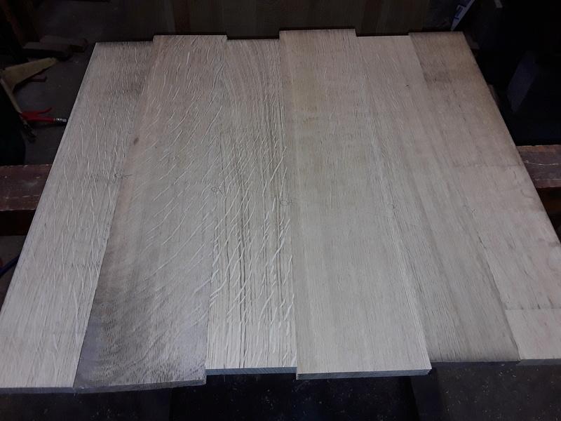table basse en chêne 20171111