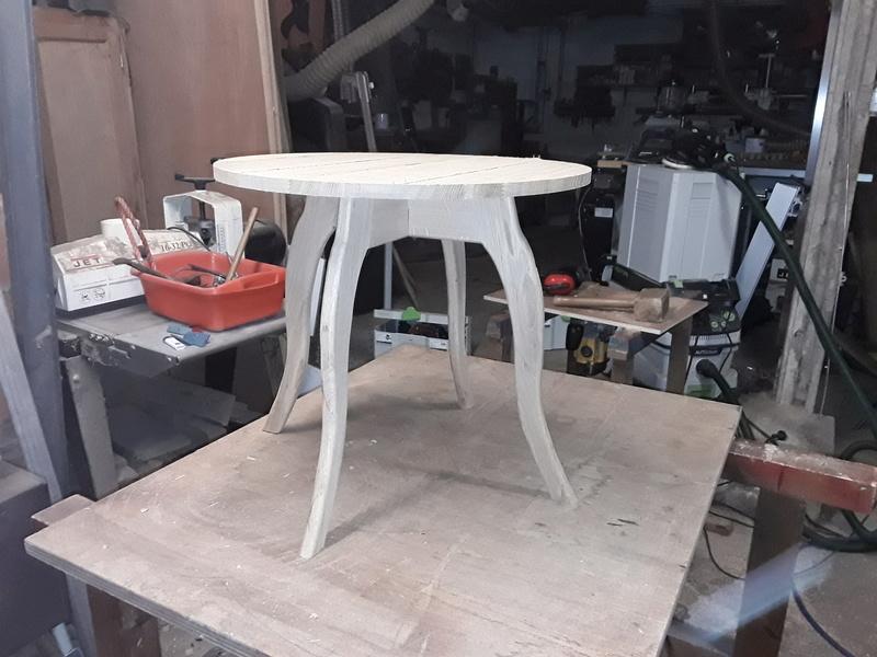 table basse en chêne 20171129