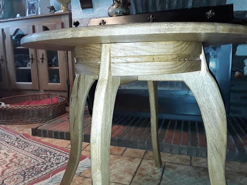 table basse en chêne 24177210