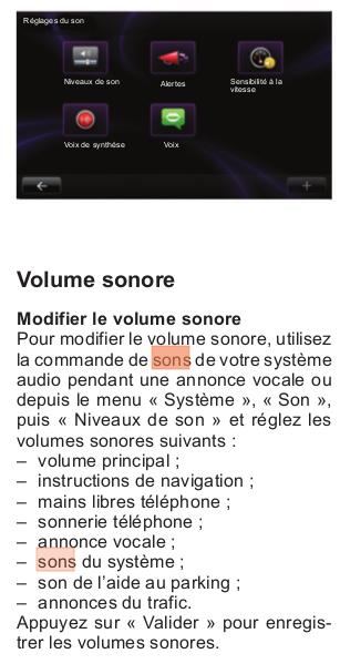 Plus de voix sur R-Link Zoé suite à màj GPS Captur17