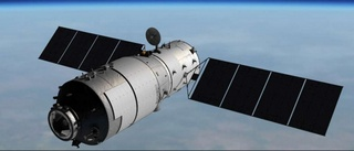 Tiangong-1, Crash de la station spatiale chinoise Tiango10