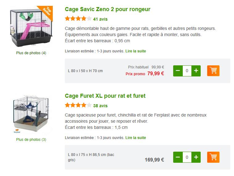 Aménager une cage lapin pour mes rats Ou Choix de cage  - Page 2 Cage_r11
