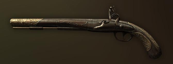 Fusils, arcs, pistoles et arbalètes Gun510