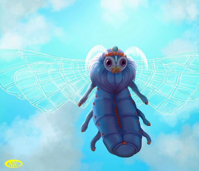 IM Challenge Nov17 – Les créatures du jeu Magaïa P213110